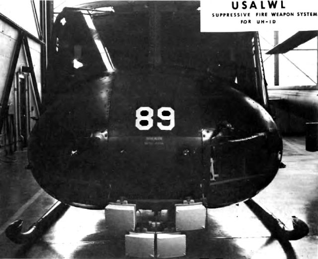 1200-ствольное оружие американцев времен Вьетнамской войны