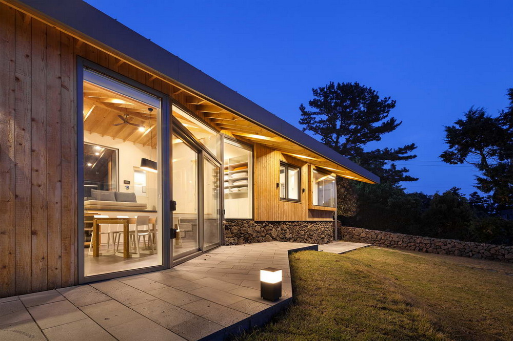 Гостевой дом в Южной Корее