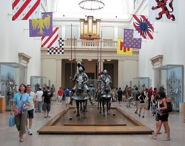 Метрополитен-музей в Нью-Йорке