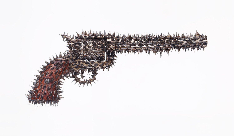 Необычные образы повседневных предметов от Нэнси Фоутс