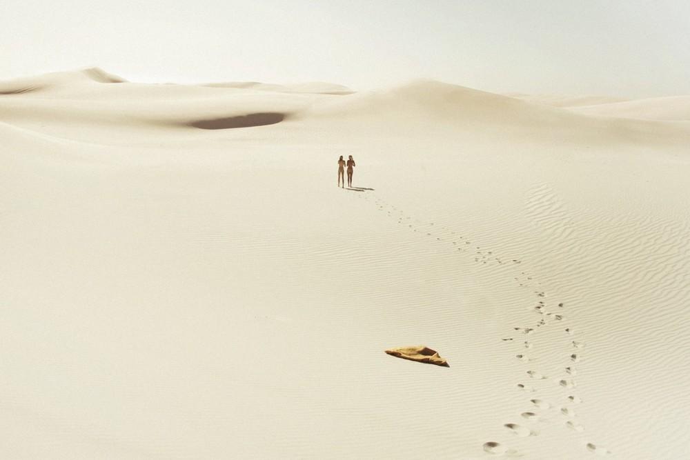 Чувственные снимки от Нади ван Скотти