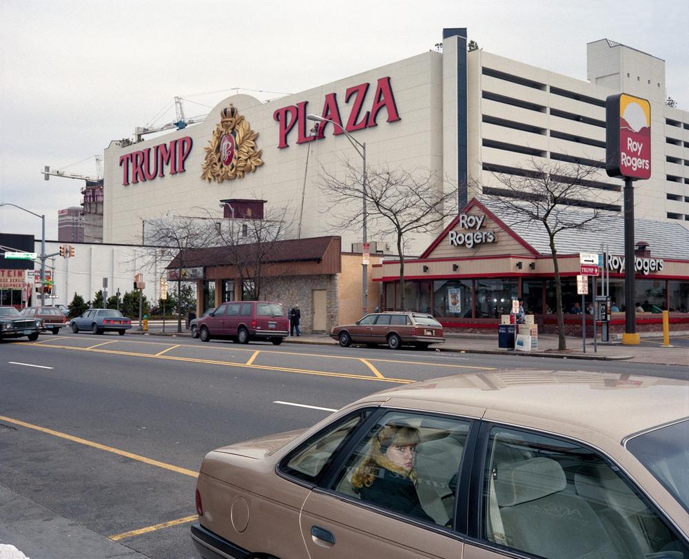 Лас-Вегас 80-х на снимках Джея Вольке
