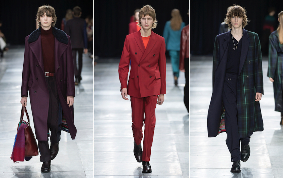 Мужская мода ближайшего будущего