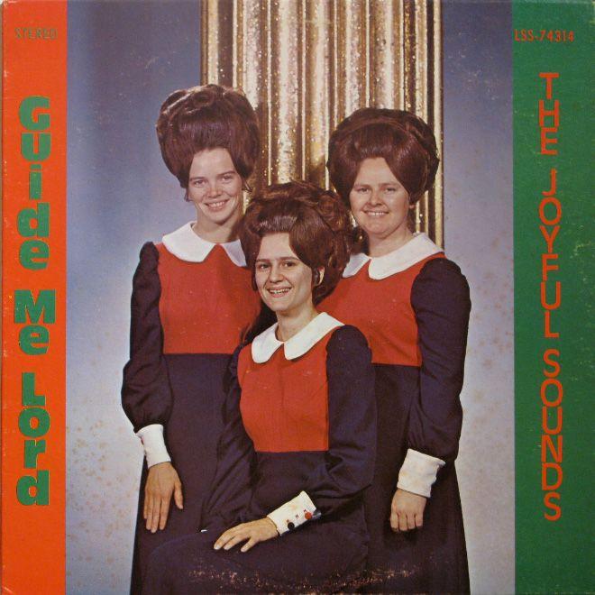 Чумовые прически на обложках старых христианских альбомов