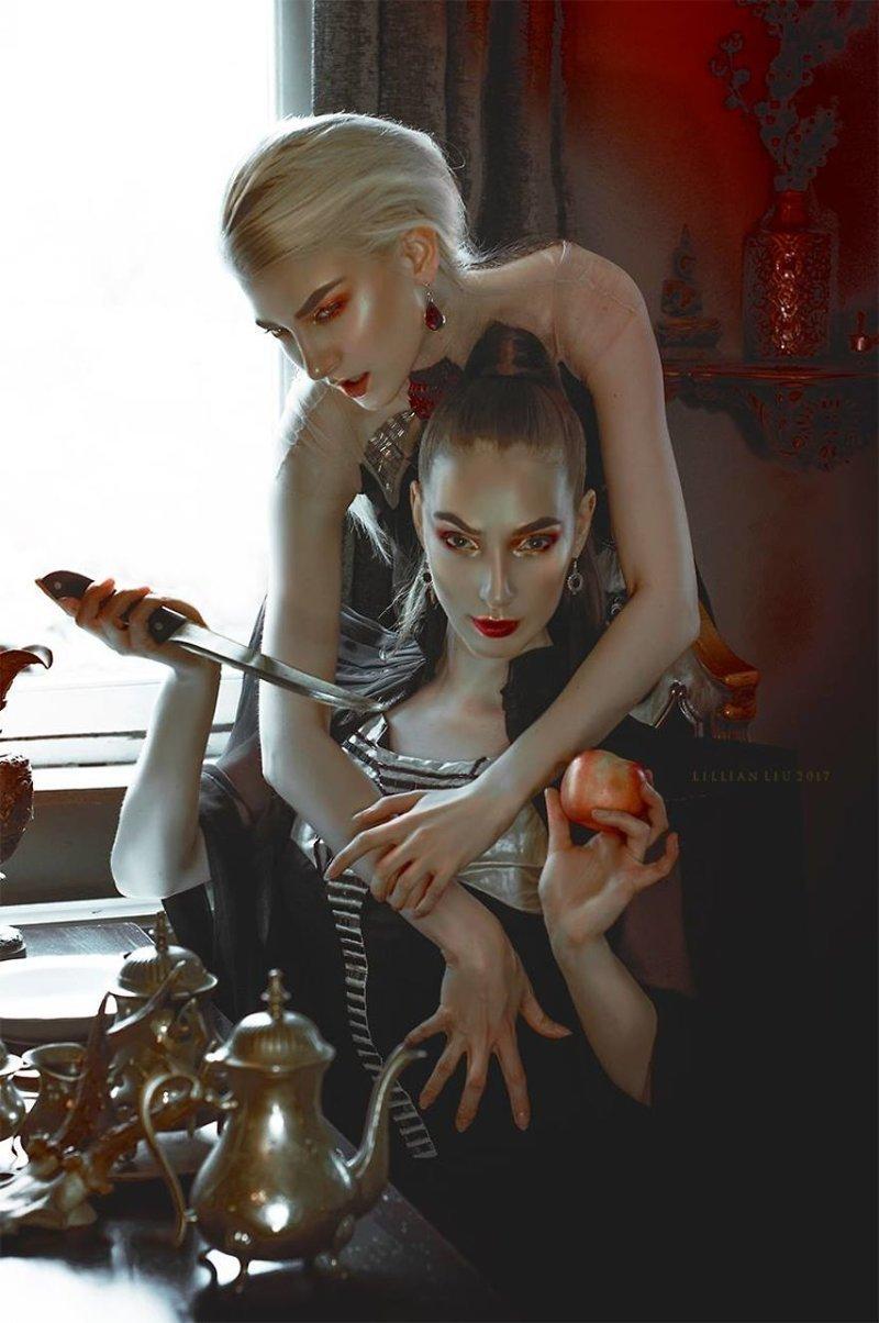 Девушки и фантазии, становящиеся реальностью