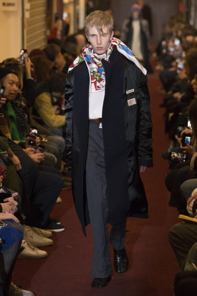 Скоро модников будет сложно отличить от бомжей