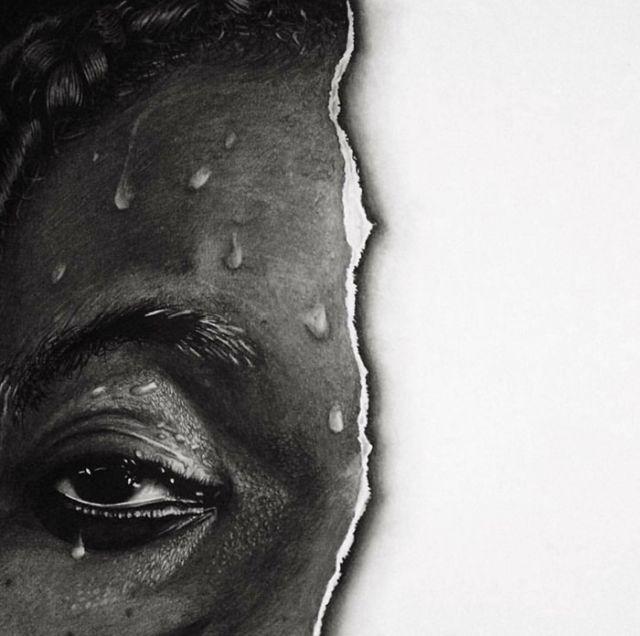 Трехмерный гиперреализм от нигерийского художника