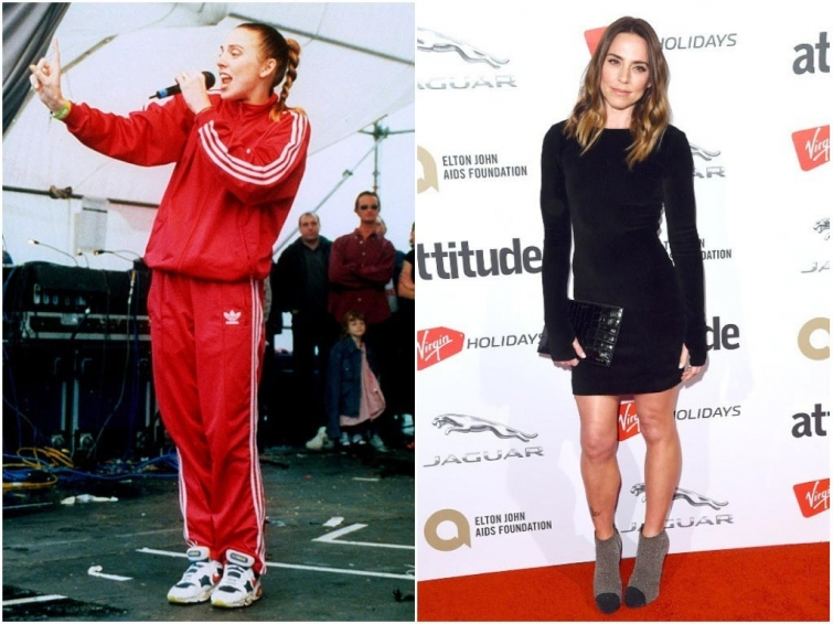 Как изменился стиль бывших участниц группы Spice Girls