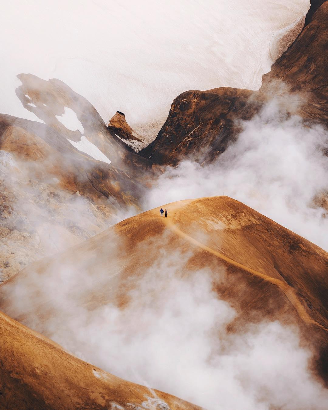 Путешествия на снимках Джордана Хаммонда