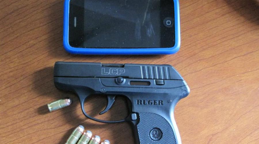 Самые маленькие пистолеты в мире