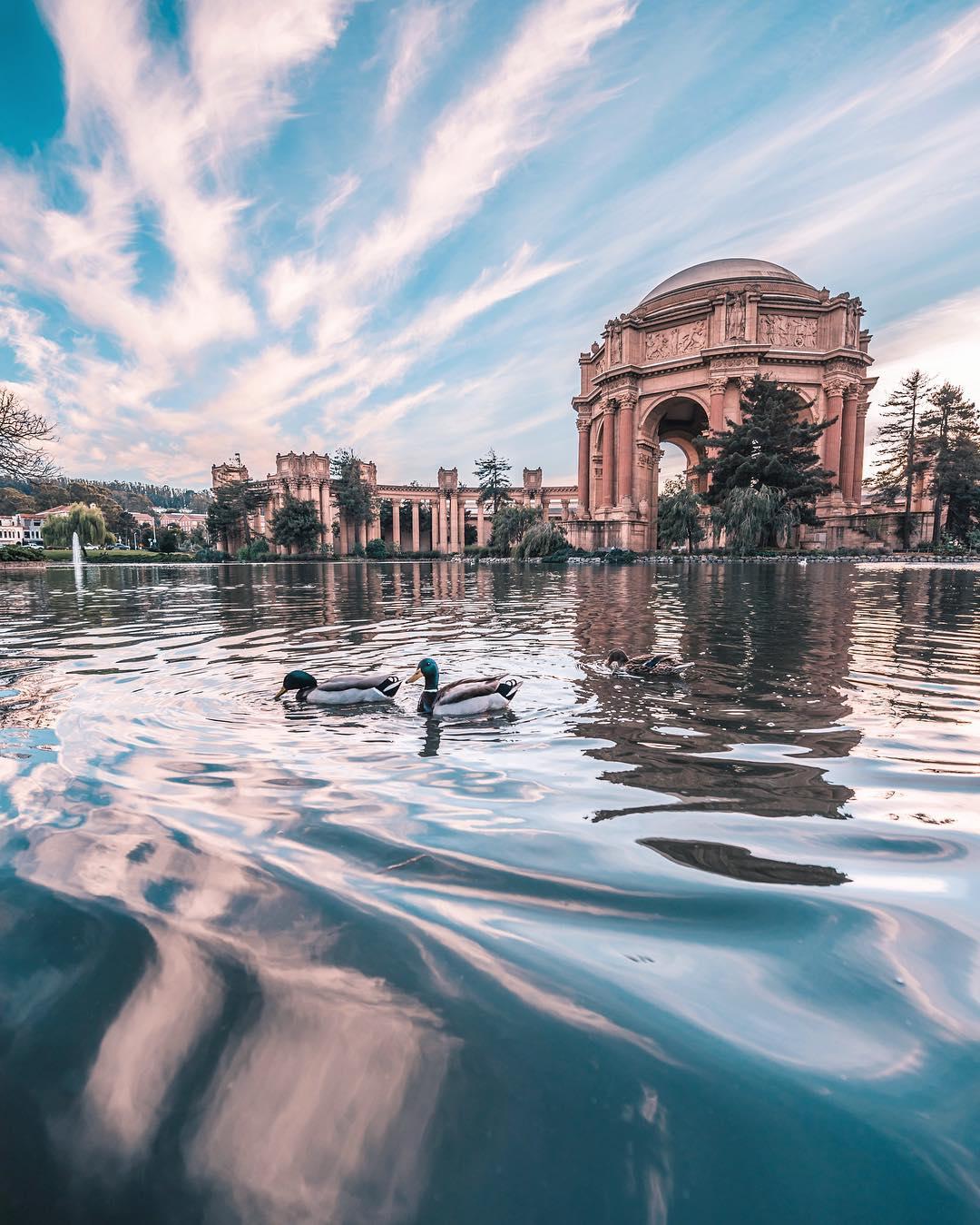 Красивая природа, города и ночные фотографии от Ника Сантоса