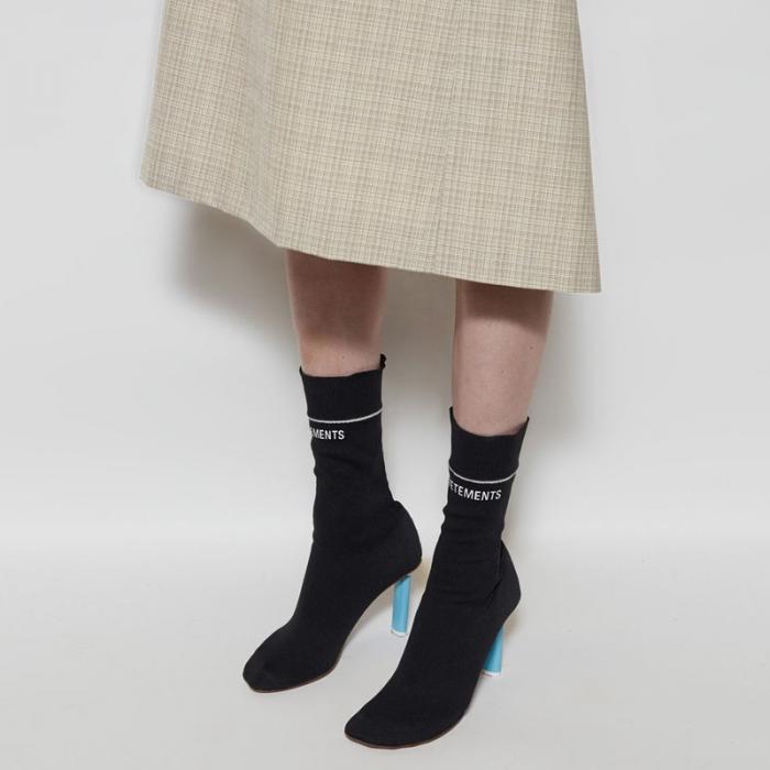 Сапоги-носки — антимодный вызов из Франции