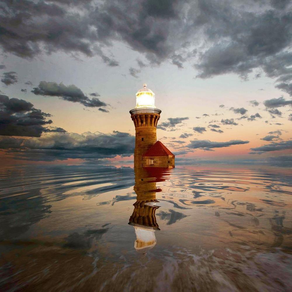 Красота природы на снимках Тимоти Муна
