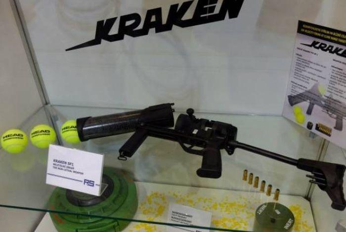 Необычные виды огнестрельного оружия