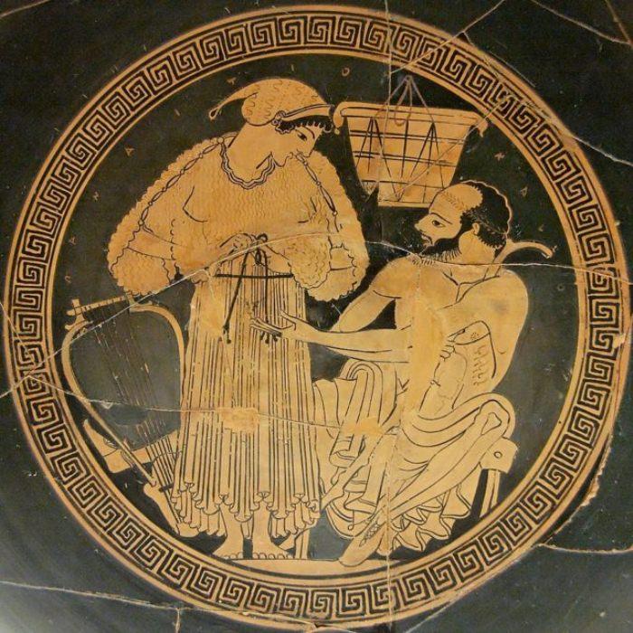 О проституции в Древней Греции