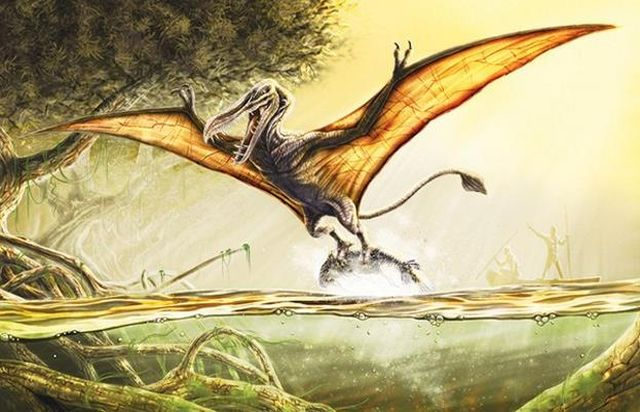 О жизни и смерти двух существ, живших 155 миллионов лет назад