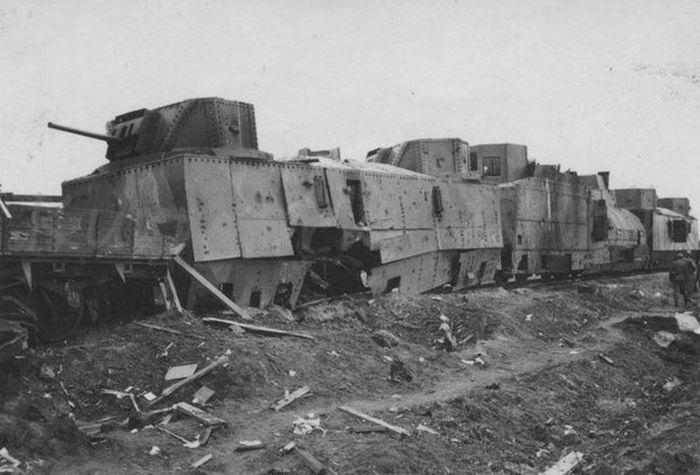Потерянные советские бронепоезда не немецких фото