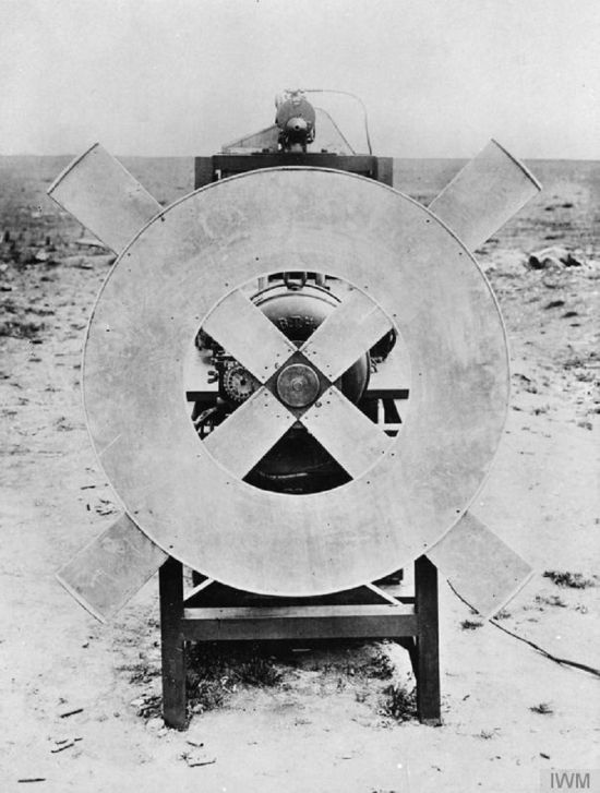 Пулеметный синхронизатор для самолета