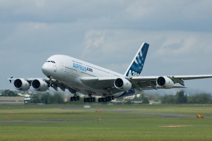 Самолеты, поражающие своими размерами