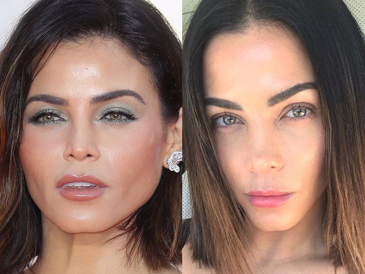 Голливудские актрисы без макияжа