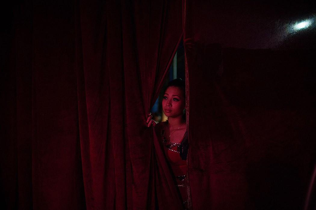 Тяжелые будни вьетнамских циркачей