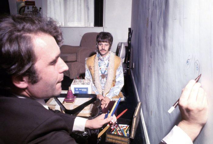 Редкие фотографии группы The Beatles