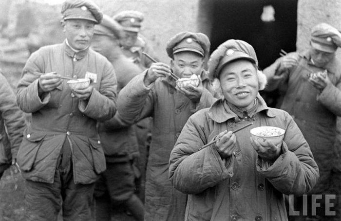Снимки времен гражданской войны в Китае