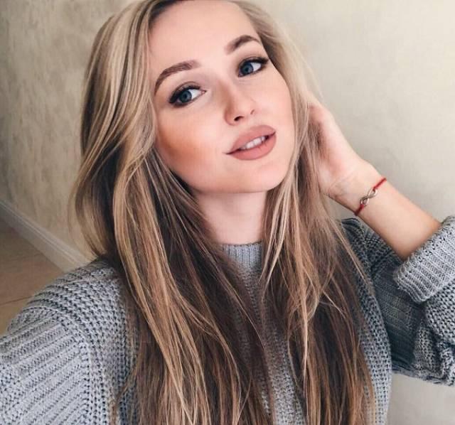 Красивые русские девушки