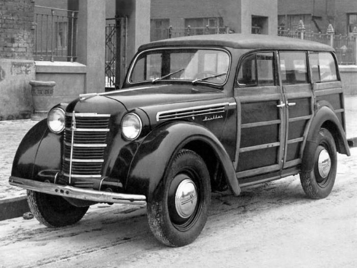 Советские авто, которые не пошли в серийное производство