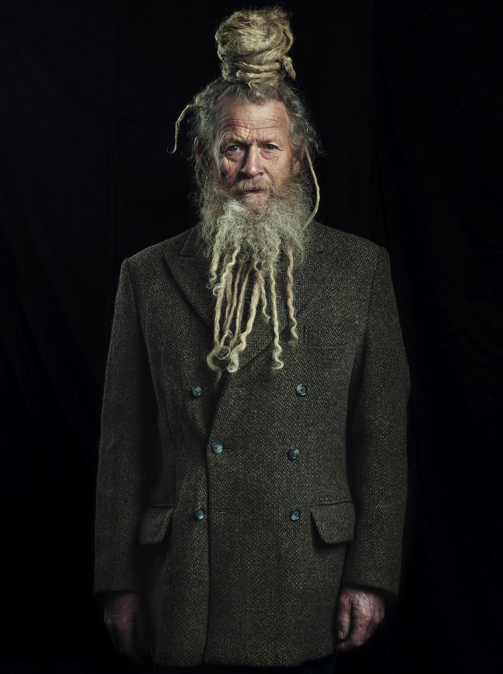 Тайна в лицах на снимках фотографа Билли Пламмера