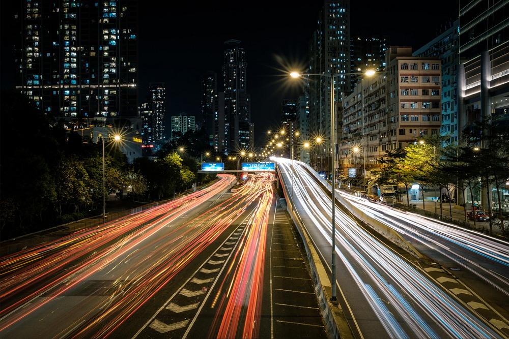 Городские и природные пейзажи от Джеймса Вонга