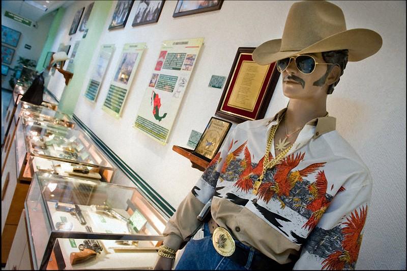 Музей наркотиков в Мехико
