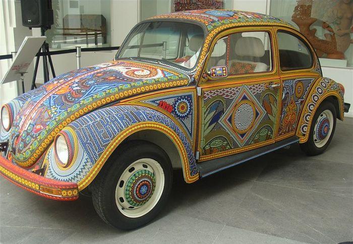 Народные автомобили из разных стран мира