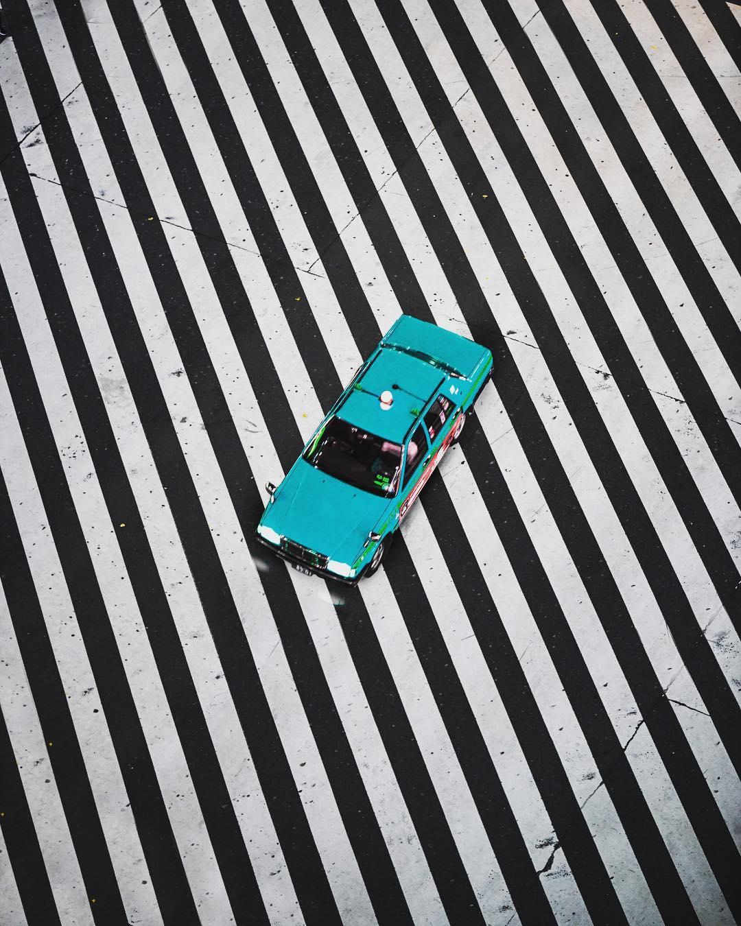 Городские пейзажи и аэроснимки от Тома Лиса