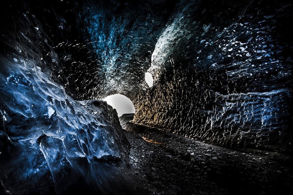 Крижані печери і гори Ісландії від Матея Кріжа