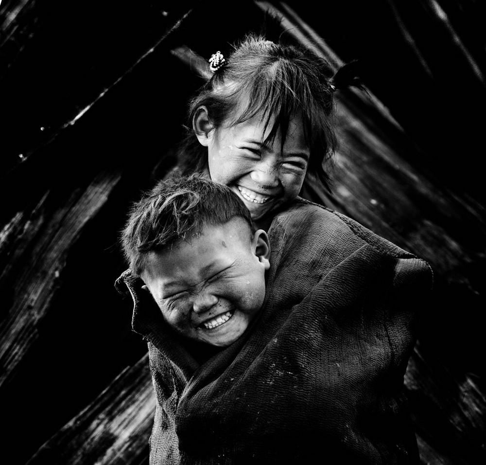 Лучшие работы фотоконкурса B-and-W Child Photo Competition 2017