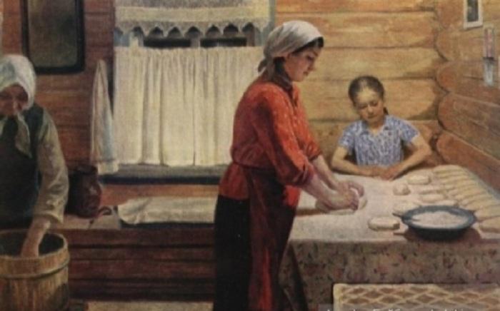 Что умела делать 10-летняя девочка век назад на Руси