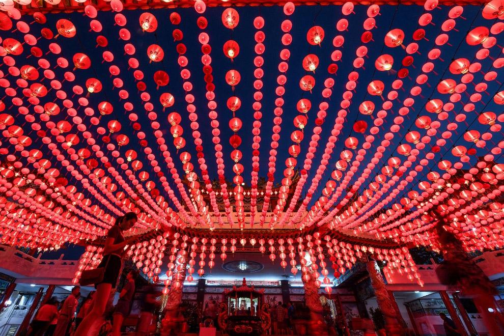 Китайский Новый год 2018