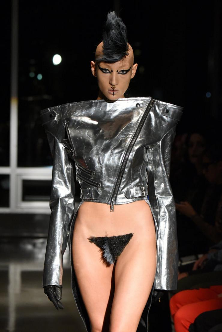 Необычная мода для настоящих панков