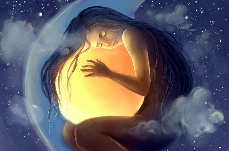 Необычные явления во время сна