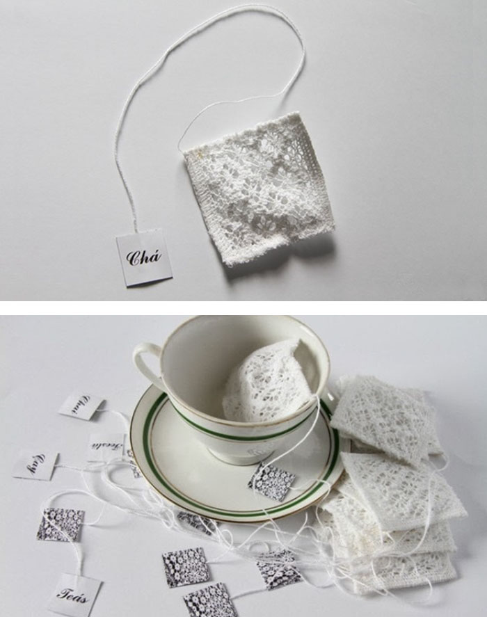 Нескучные чайные пакетики