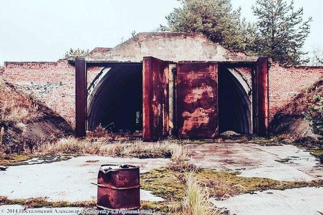 Фотографии разных заброшенных мест