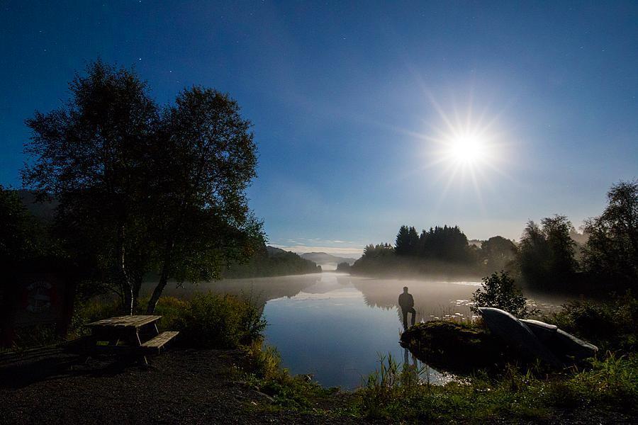 Красивые пейзажи Норвегии от Оле Моена