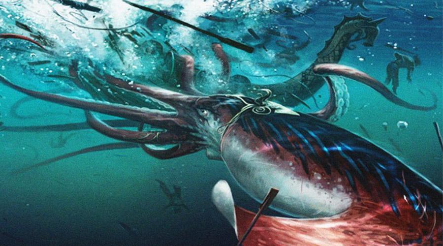 Неразгаданные тайны океана