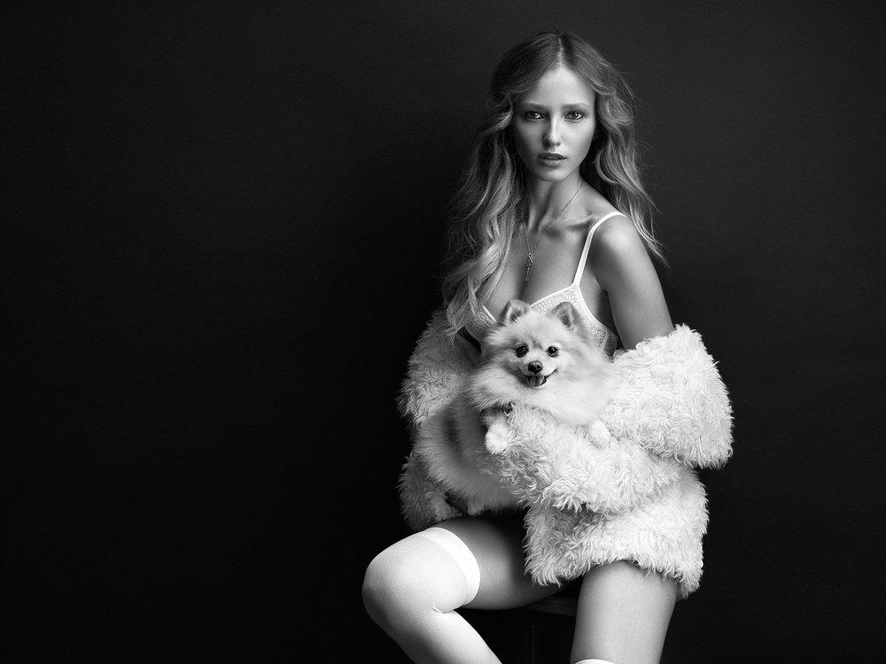 Красивые и гламурные фотографии от Дмитрия Бочарова