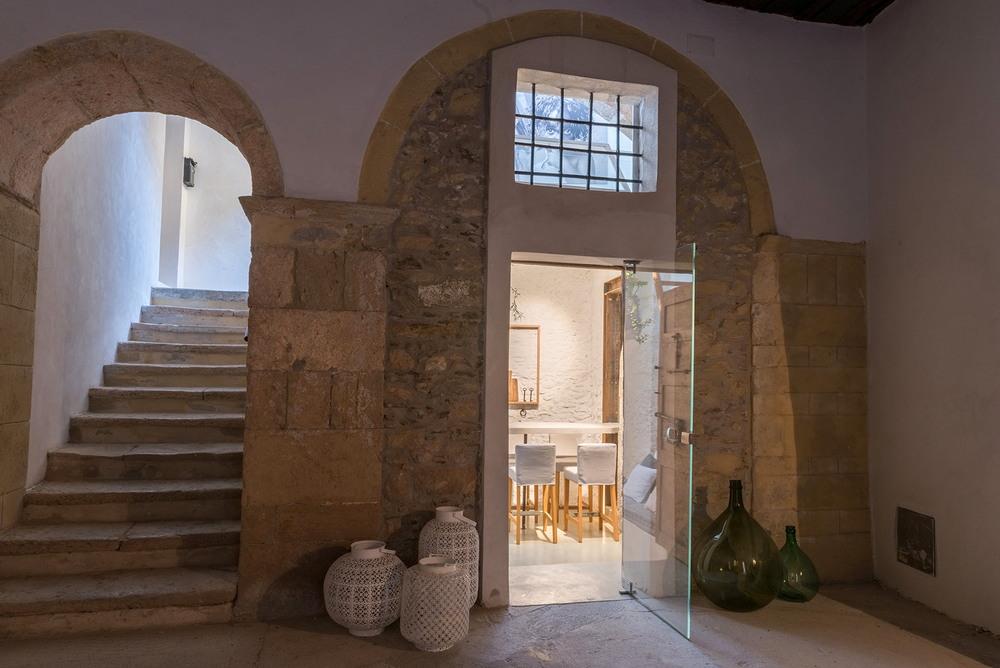 Частная резиденция в здании старой итальянской тюрьмы