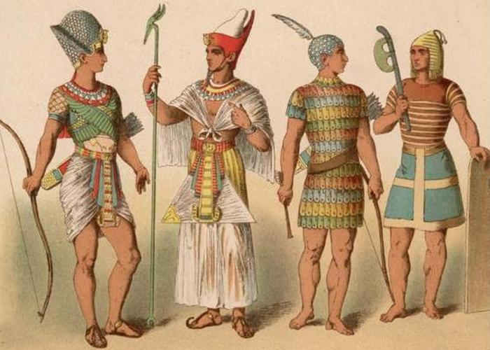Интересные факты о меджаях Древнего Египта