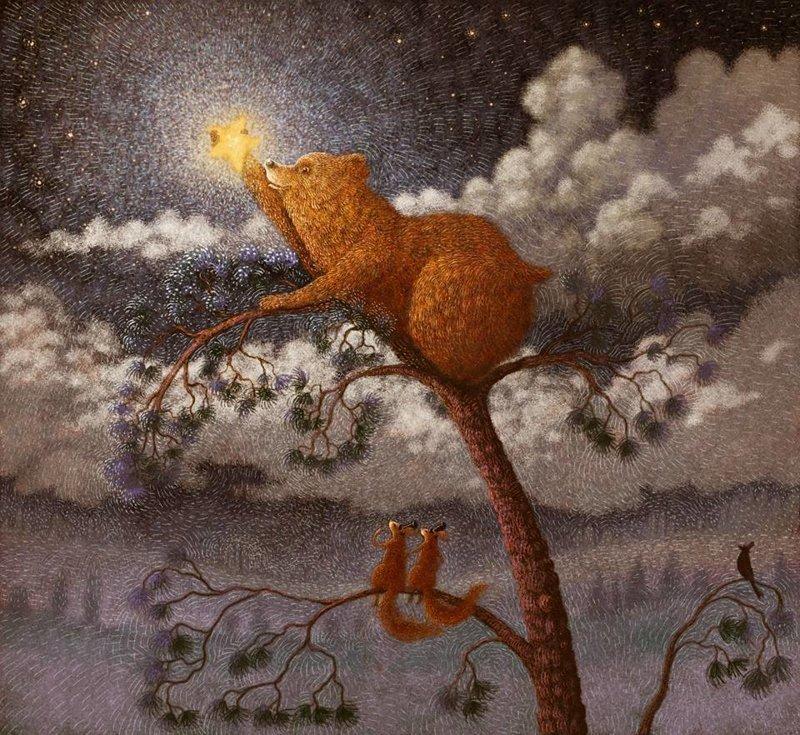 Потрясающие иллюстрации к детским книгам