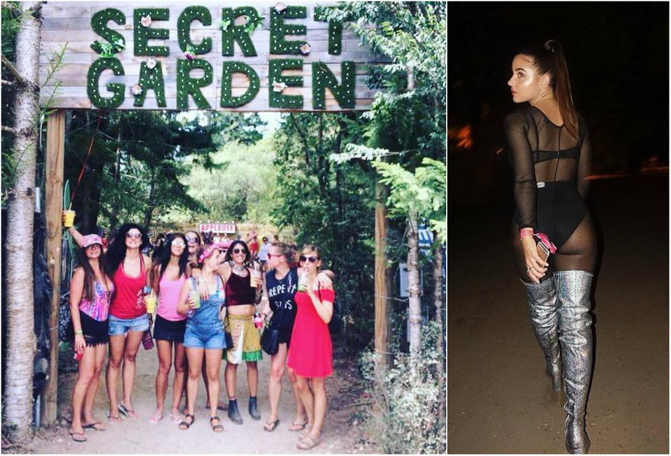 48-часовой Secret Garden Festival