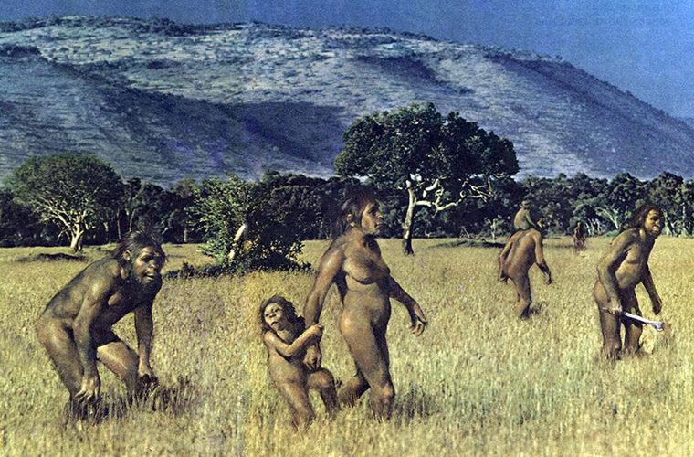 Какой была жизнь детей в палеолите